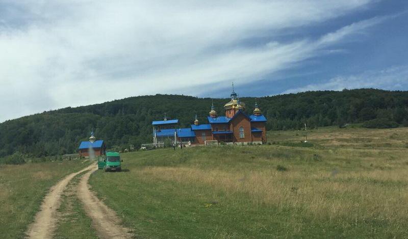 Монастир на Франківщині перейшов під юрисдикцію Київського Патріархату
