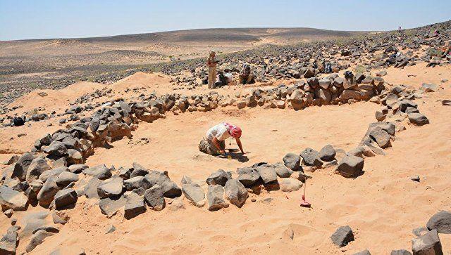 Сотні стародавніх пірамід виявлено у йорданській пустелі
