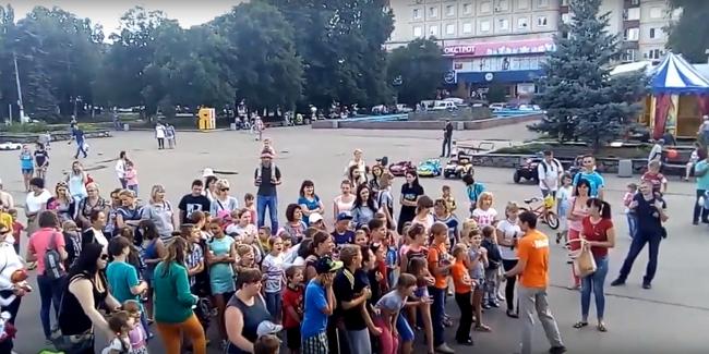 Протестанты реализовали в Славянске социально-евангельский проект «Сильное поколение»