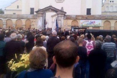 Громаду Жовкви сколихнула неповага церкви УПЦ до загиблого в АТО бійця