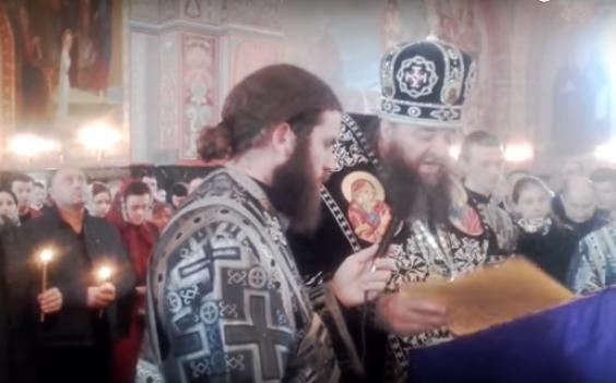 Мятежный епископ УПЦ был