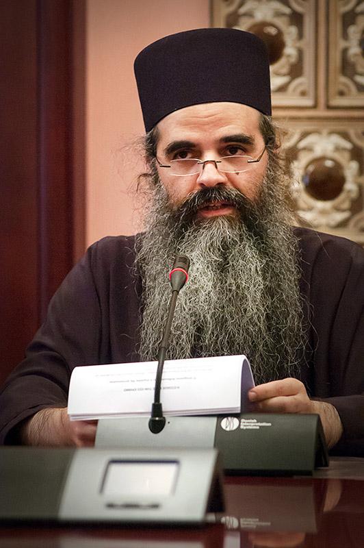 У столичному Відкритому православному університеті відбудеться лекція афонських ченців