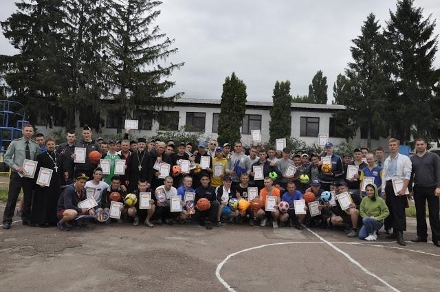 УГКЦ проводить «Козацький гарт» у виховних колоніях України