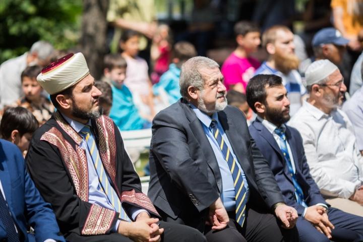 Реєстраційні документи створеного на материку Духовного управління мусульман Криму відправлені на доопрацювання