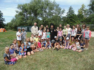 Біля Полтави розташовано дитячий табір УАПЦ