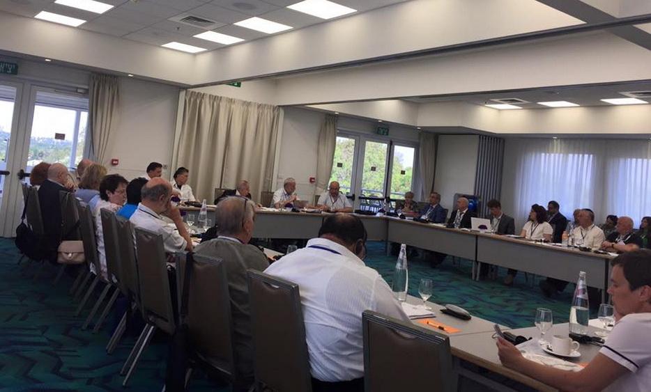 Евроазиатский Еврейский Конгресс, учрежденный Украиной, Казахстаном и РФ, «ушел в прошлое»
