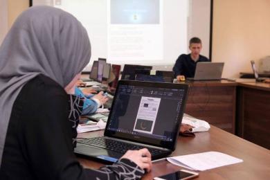 В Киеве исламские шейхи вошли в жюри конкурса верстки и графического дизайна