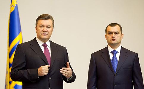Суд дозволив заочне розслідування щодо екс-міністра Захарченка у