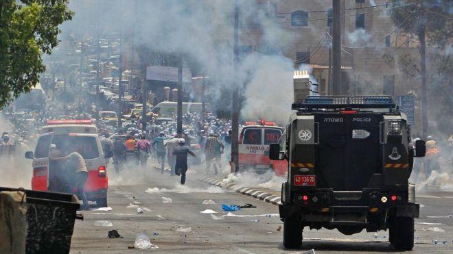 Палестина заморозила всі офіційні контакти з Ізраїлем