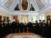 Патріарх Кирил нагородив Митрополита УПЦ (МП) Онуфрія