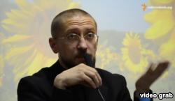 Я не вважаю корупцію однією з найбільших проблем українського суспільства – військовий капелан Зелінський