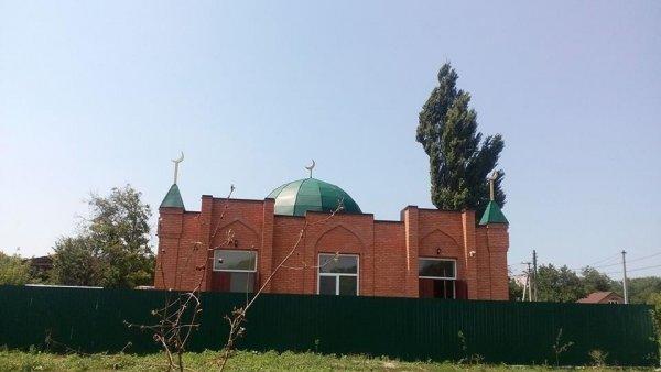 У Кропивницькому відкрили мечеть