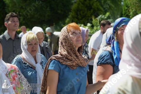 Центр Києва перекрито через Хресну ходу
