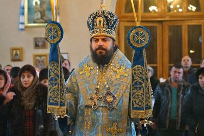 Очільник Львівської єпархії УПЦ (МП) вибачився за інцидент під час поховання бійця АТО
