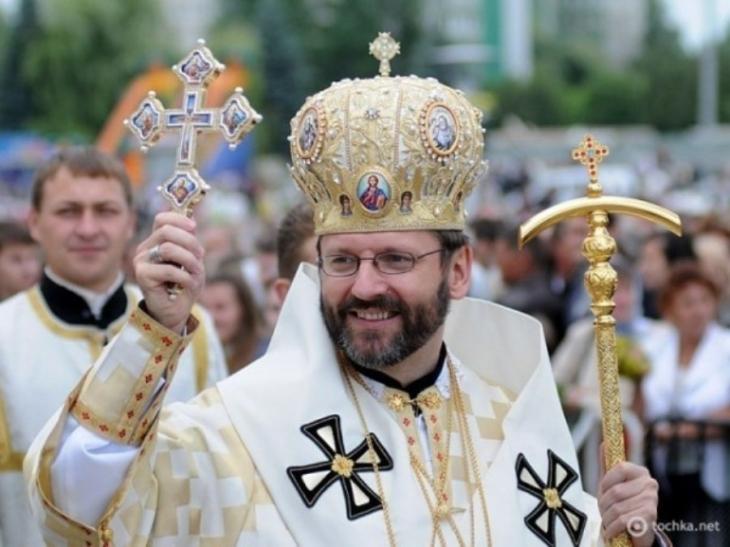 У день пам'яті князя Володимира греко-католики відновлюють свої хресні обіти
