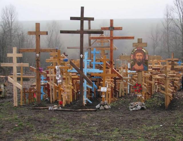 У Долині хрестів з'явиться чоловічий монастир УПЦ (МП)