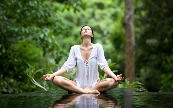 Семинар для йогов по технике медитации Випассана