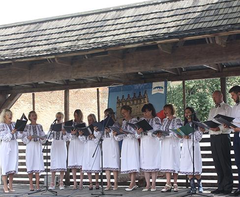 У Луцькому замку відбувся фестиваль дзвонового мистецтва «Благовіст Волині»