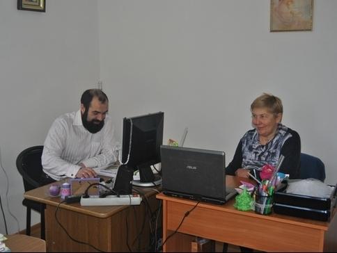 «Карітас-УГКЦ» у Коломиї відкриє комп'ютерний клас для людей похилого віку