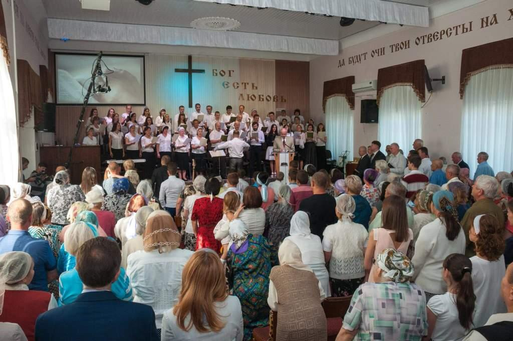 Баптисти відзначили 150-річчя церкви у Кропивницькому