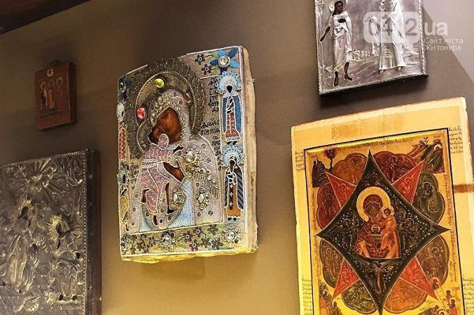 У Житомирі в соборі УПЦ КП відкривають виставку унікальних вірменських ікон України