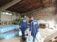 Адвентисты доставили в зону АТО более 12 тысяч литров питьевой воды