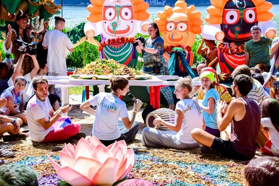 В Киеве завершается индийский фестиваль с