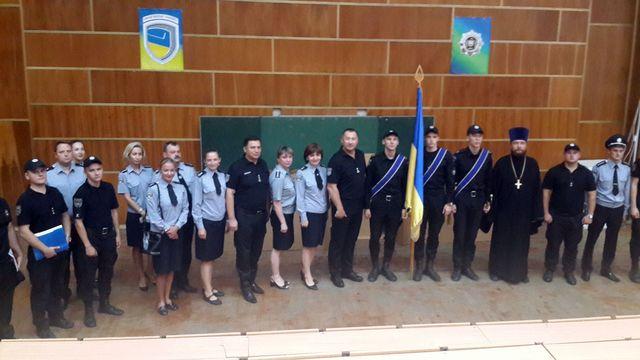 УПЦ долучилась до свята річниці створення Національної поліції