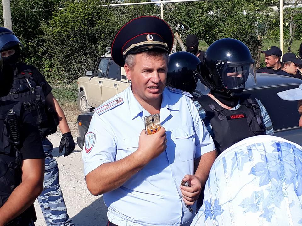 У Криму окупанти влаштували обшук у будинку мулли
