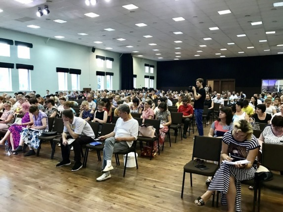 На Днепропетровщине стартовала молитвенная «Школа ходатаев»