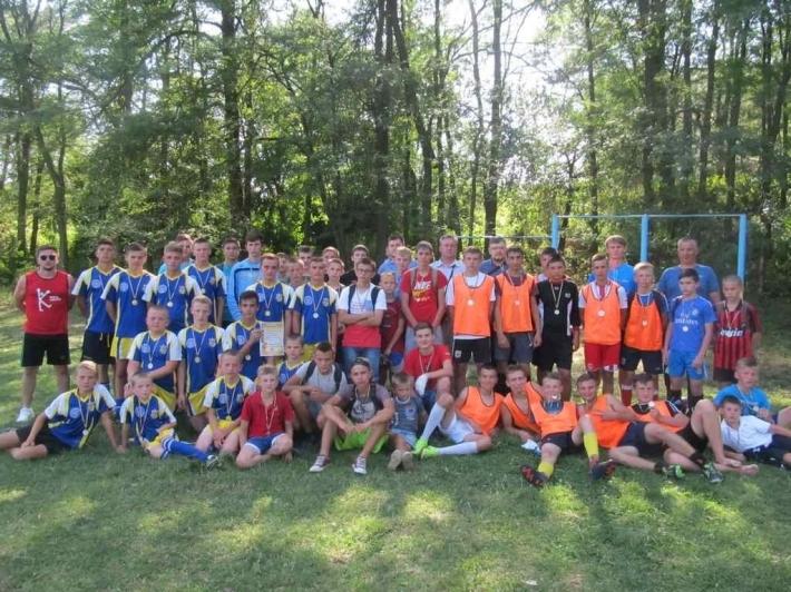 Єпархія УГКЦ влаштувала футбольний турнір