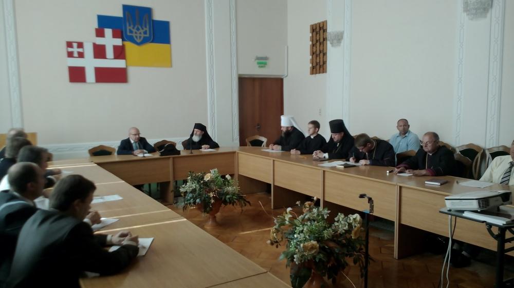 Волинська рада Церков просить владу врахувати її позиції щодо податків, страхування та одностатевих відносин