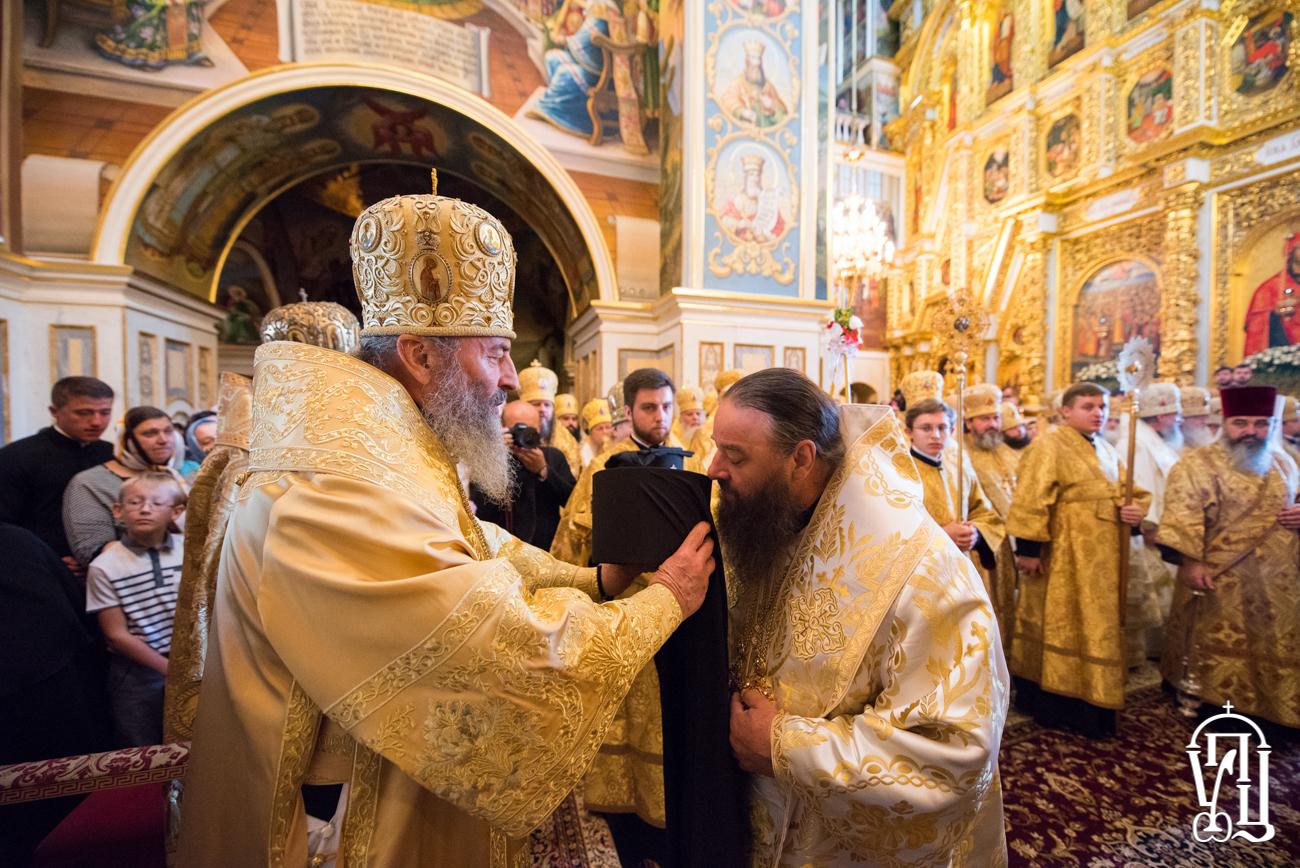 Головний викривач Патріарха Кирила в Україні возведений в сан архиєпископа