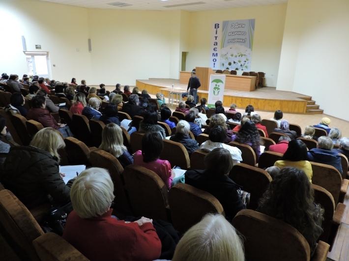 У столиці відбулася всеукраїнська зустріч батьків і педагогів «Єдність із Богом – гарантія зростання особи»