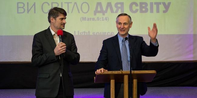 Філія Міжнародного богословського адвентистського товариства тепер в Україні