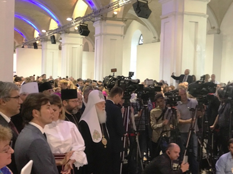 Глави церков відзначили 50-ліття Світового конгресу українців