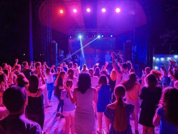 «Vision Fest» собрал на Херсонщине христиан разных конфессий из шести стран