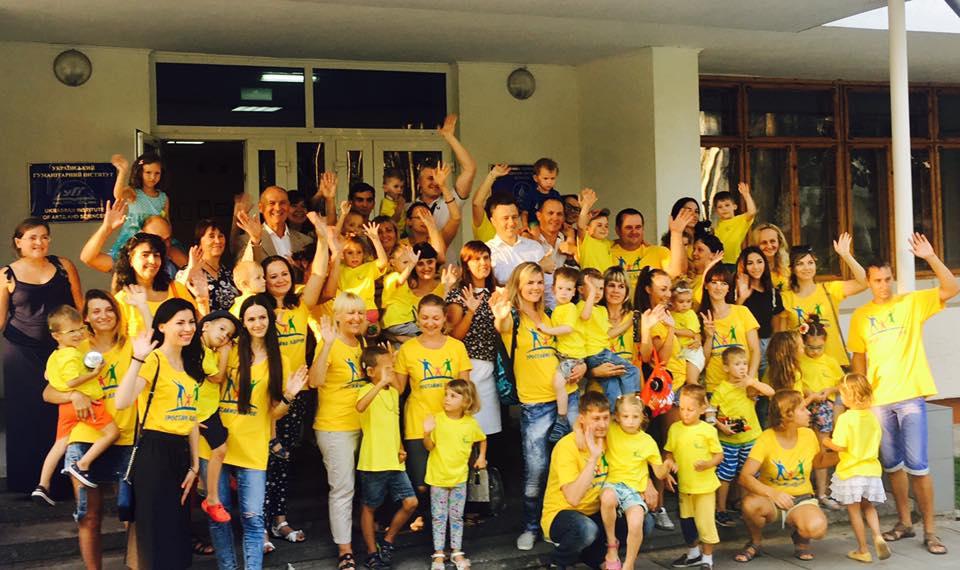 Адвентисти відкрили реабілітаційний табір для нечуючих дітей