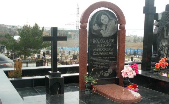 Гранитные памятники и изделия декора в Киеве от производителя