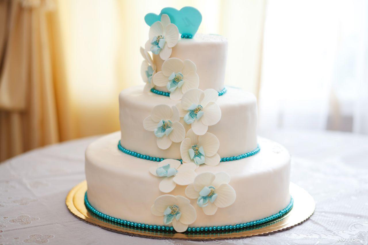 Неповторимые и оригинальные свадебные торты