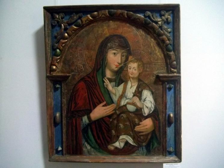 На Тернопільщині в церкві підмінили старовинну ікону