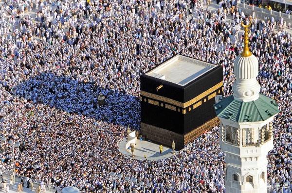 Саудівська Аравія прийме цьогоріч 2 мільйони паломників