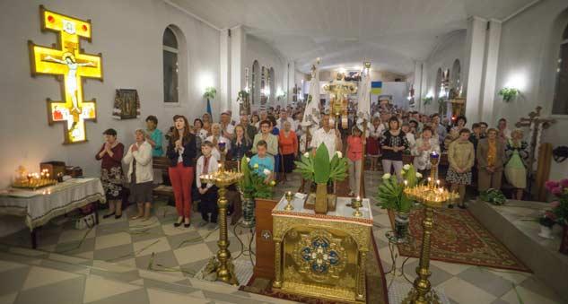 Церква має бути не музеєм старовини, а живим організмом