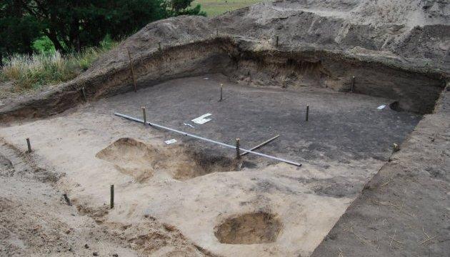 На Чернігівщині знайдено давньоруський курган і городище Х сторіччя