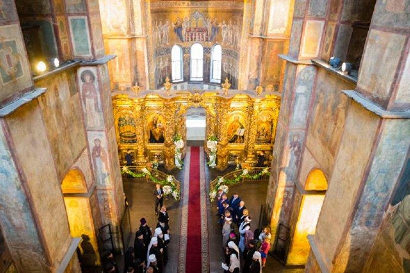У Софійському соборі відбулася традиційна Молитва за Україну