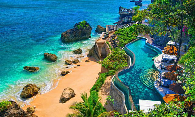 Если хотите увидеть рай на земле – поезжайте на остров Бали