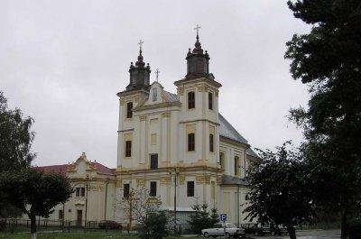 У Богородчанах Московський Патріархат не хоче звільняти орендований костел