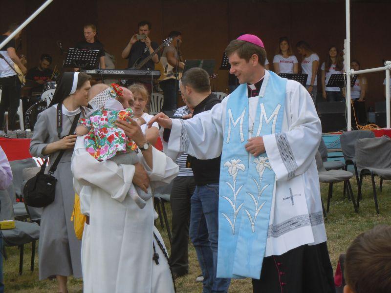 «Церква має відповідати на виклики урбанізації»: інтерв'ю з єпископом Київсько-Житомирської дієцезії Віталієм Кривицьким