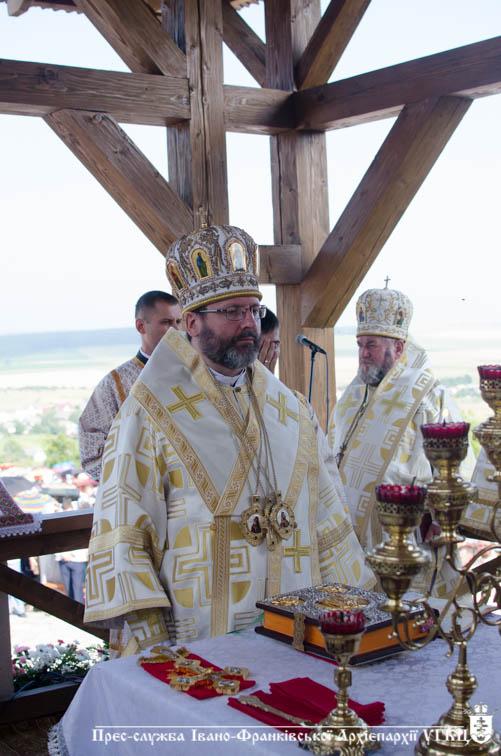 Всеукраїнська проща у Крилосі зібрала понад 50 тисяч вірних УГКЦ