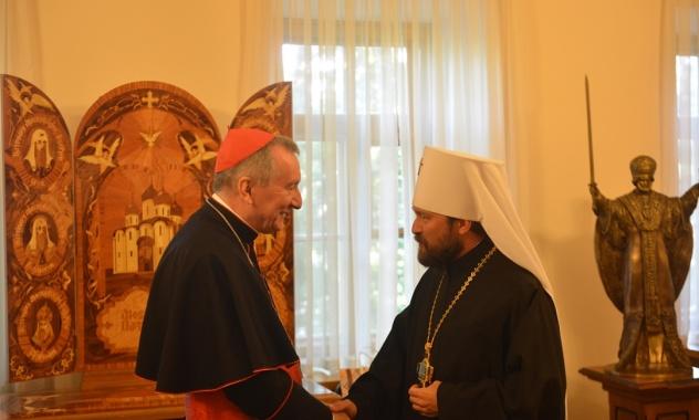Митрополит Іларіон поскаржився Держсекретарю Ватикану на українських греко-католиків